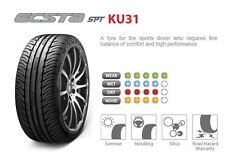 KUMHO 245/45ZR20 KU31 99Y TYRES BRAND NEW TYRES BEST OF THE BEST