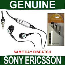 Genuine Sony Ericsson HEADPHONES WT19i Live avec Walkman Téléphone Mobile Original