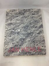 Jan Henle Topographical Film Drawings Albright-Knox Gallery Hardcover Auping