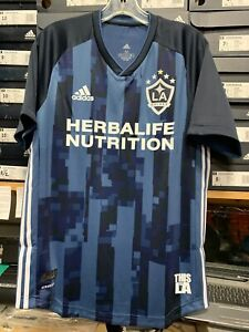 Adidas Los Angeles Galaxy Away Authentic Jersey Navy Blue19/20 Size Large  Only