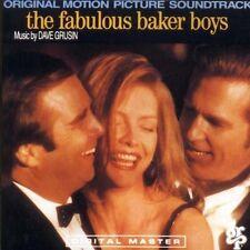 Dave Grusin Fabulous Baker Boys (soundtrack, 1989, feat. Michelle Pfeiffe.. [CD]