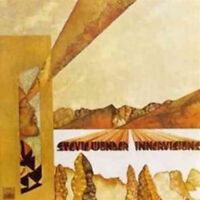 Stevie Wonder - Innervisions Nuovo CD