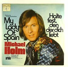 "7"" Single - Michael Holm - My Lady Of Spain - S1511 - washed & cleaned"
