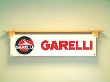 Garelli Banner Sport Moped Garage Workshop Sign - Agrati Tiger Cross Rekord