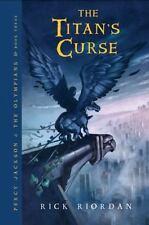 Percy Jackson & the Olympians: The Titan's Curse Bk. 3 by Rick Riordan (2008,...