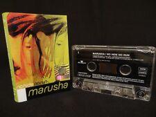 MARUSHA No Hide No Run / 1998 / MC CASSETTE ( VG  )