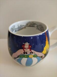 Asterix Tasse Könitz 2016 Kugelbecher Obelix TV Kult Kaffeetasse Tee