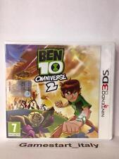 BEN 10 OMNIVERSE 2 - NINTENDO 3DS - NUOVO SIGILLATO NEW SEALED PAL VERSION