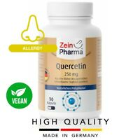 Quercetin 250 mg (90 capsules) Anti-Allergy VEGAN ZEINPHARMA