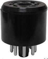 (1x) NEW TUBE SOCKET SAVER - FOR 8-PIN NOVAL TUBES (6L6 6V6 6SN7 EL34 etc)