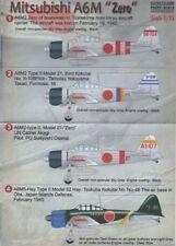 Print Scale 1/72 Mitsubishi A6M Zero # 72068