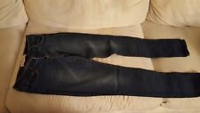 Abercrombie and Fitch women  jean  size 8L W29 L#33 excellent