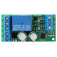 12V Water Level Automatic Controller Liquid Sensor Switch Valve Motor