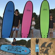 7ft Softboard Surfboard Package Soft Foamie COMMERCIAL SURF SCHOOL CMP BOARDS