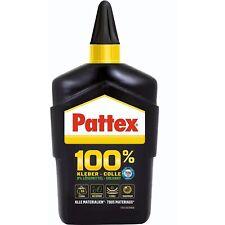 12x Pattex 100 % Kleber 100g Allesklebe Multikleber Universalkleber