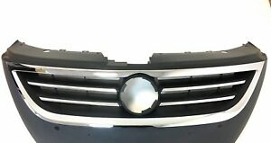 New Genuine VW PASSAT CC (09-12) Front Bumper Radiator Grill With Chrome Strips