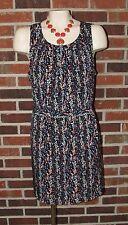 Forever 21 Women's Size Large Sleeveless Dress w/ Necklace NWOT! Fabulous Look!