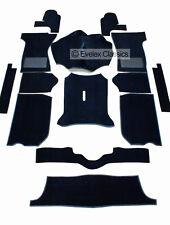 TRIUMPH SPITFIRE MK1 - MK2 - MK3 - MK4 - 1500 NEW CARRELLI CARPET SET OE QUALITY
