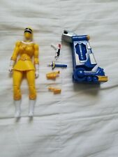 SABAN's Power Rangers Zeo - Yellow Ranger Limited Edition; Megazord BAF MMPR