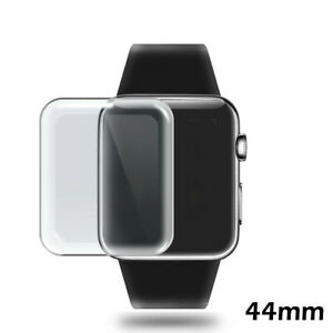 Apple Watch Series 4/5/6 40/44mm Full Cover Tempered Glass Screen Protector Film