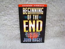 1996 Beginning of the End: The Assassination of Yitzhak Rabin by John Hagee Pb