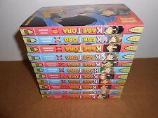 Kagetora Vol. 1-11 Manga Graphic Novel Book Complete Lot English Ninja Romance