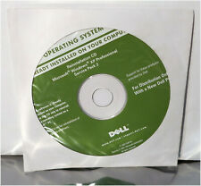 NEW Sealed Windows XP SP2 Operation System Reinstallation CD, P/N KY938