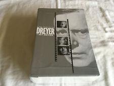 Carl Theodor Dreyer - Day of Wrath/Ordet/Gertrud (DVD, 2001, 4-Disc Set,...