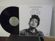"""Hugo Montenegro's Dawn of Dylan"",US,LP,stereo,Fan Club cover,rare, Mint"