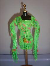 MATTEL vestito abito Barbie VINTAGE '90 dress outfit FASHION doll bambola moda