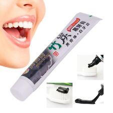 12pc Bamboo Charcoal Toothpaste,Teeth Whitening,White and Clean,keep gums heathy