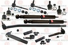 Tie Rods Adjusting Sleeve Ball Joints Shock Absorber For Dodge Ram 2500 4WD 06