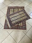 """Shi raz  100% Viscose In Pile Rectangle Rug With Matching Runner 53""""x38"""""""