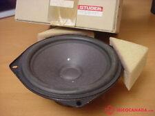 Studer Revox Speaker  Laudspeaker Woofer 1.085.563.00