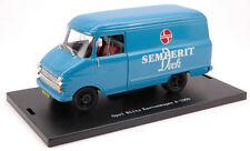 Opel Blitz Kastenwagen 1960 Semperit Dock 1:43 Model STARLINE MODELS
