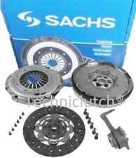 VW BORA 1.9 TDI ARL 6 SPEED SACHS DUAL MASS FLYWHEEL DMF AND CLUTCH KIT WITH CSC