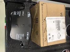 Original Bremsbeläge Bremsklötze hinten Audi A3 VW Golf 7 Touran 5Q0698451N NEU
