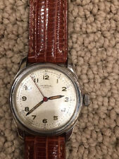 Universal Geneve 1950's Stainless Steel Wristwatch 32MM