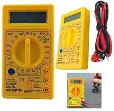 DIGITAL LCD MULTIMETER VOLTMETER AMMETER OHM AC DC CIRCUIT CHECKER TESTER NEW