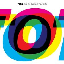 TOTAL From Joy Division to New Order - 2LP / Vinyl (The Best of) JOY DIVISION