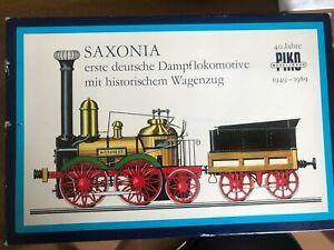 Saxonia - Historischer Zug Piko 5/0761/100 nicht benutzt, in Originalverpackung