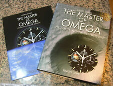 THE MASTER OF OMEGA - il libro sugli orologi SPEEDMASTER FLIGHTMASTER SPEEDSONIC
