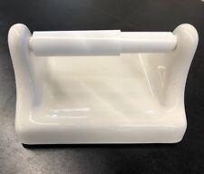 Ceramic Toilet Paper Holder/ Biscuit Color