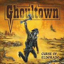 Ghoultown - Curse of Eldorado CD - NEW ALBUM!