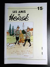 Rare à ce prix ! Copie Revue des Amis de Hergé N° 15 Tintin ADH TBE