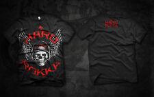 NEU MEN T-SHIRT -  S,L,XL,XXL - Skull - Hard Rokka BIKER HARLEY ROCKER GOTHIC