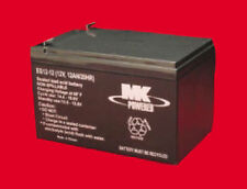 12V 12 AH Mobility Scooter MK Battery 12AH Amp Hour NEW