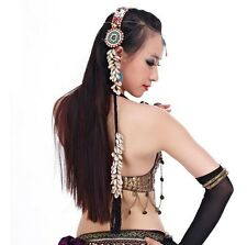 Tribal Belly Dance Accessories Women Headpieces Bellydance Tribal Gypsy Jewelry