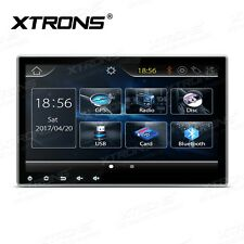 "AUTORADIO 10"" Touch UNIVERSALE Navigatore Gps Bluetooth 3G USB Dvd Film Tv"