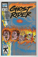 Ghost Rider #25 (May 1992, Marvel) Double-Sized [Pop-Up Centerfold] Wagner -vX